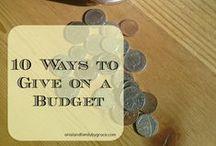 Frugal/ Money Saving Ideas / Money saving ideas