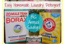 Natural Homemade Cleaning