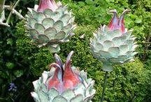 plantenstekers en andere stekers(dieren) / plantenstekers voor in de tuin