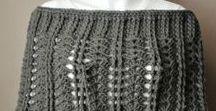 crochet: bufandas/cuellos/echarpes o scarf/cowl/shawl