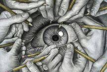 Hand drawing / Fine arts