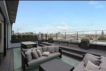 London Penthouses / Discover what the London property market has to offer.