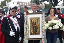 Feast of the Madonna di Montevergine in Dyker Heights, Brooklyn / 2015