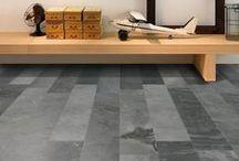 Stone/Concrete Porcelain Tiles