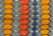 African Print, Pattern & Design / Fabric / Fashion / Design