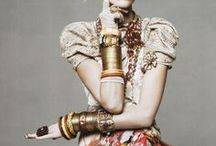 Inspiration / Haute Couture & Peculiar Beauty