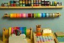 Crafts / by linda van der hooft