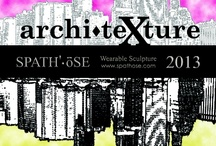 architeXture 2013 Look Book / Spathose new line for 2013 look book!