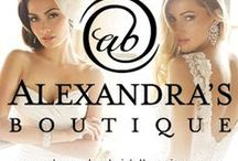 Behind the Scenes / Pictures of Alexandra's Boutique, 372 South Main Street, Fall River Massachusetts, 02721