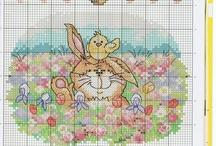 Cross- Easter