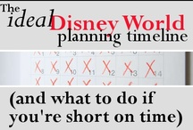 Disney World Trip Planning / Planning a trip to Walt Disney World in Florida? Look at these ideas to help plan your itinerary & create life-long memories!
