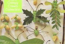 natuur en kriebelbeestjes