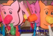 trakteren - treats / Een leuke #traktatie voor op e kinderfeestje