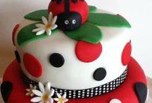 Feesttaarten- birthdaycakes