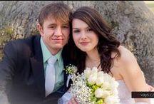 Svatební foto | Lucie a Martin Halířovi / Litultovice 21. březen 2015