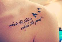 Tattoos / by Ashley Hackworth