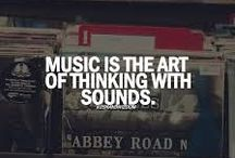 Music / My taste in music ranges from classic country to alternative rock. If it's on here I love it, don't judge me. lol