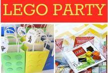 lego feest / lego party