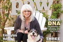magazine covers / our fabulous covers featuring adorable adoptables