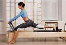 Pilates Lifestyle / Living life on point and purpose, routinizing the practice of pilates and feeling the health benefits between routines