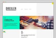 web design & app - inspi