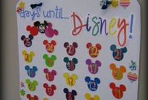 Disney Countdown Calendar Ideas / Great ideas to help you countdown the days to your next magical pixie dusted adventure!