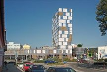 ATX development projects / Develompent projects including flats, offices, shops etc.