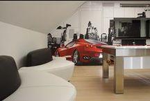 ATX interior design / Selected interior design from our portfolio