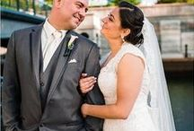 Our Customers / Our Beautiful Brides on their wedding day in beautiful wedding dresses and wedding gowns