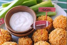 Game Day Snackin' / Tasty tailgating munchies that leave our mouthes watering for more.