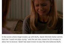 Buffy The Vampire Slayer / Buffy because I LOVE THE TV SERIES!