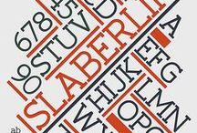 Tipografia / Typography