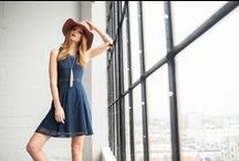 Boho Chic / March to your own beat in free-spirited boho chic fashion.