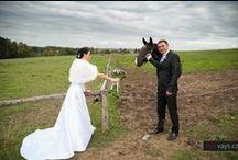 Svatební foto | Klára a Roman Veselkovi / Jakartovice 21. září 2013