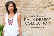 Palm Desert / A Relaxing Oasis of Effortless Style.