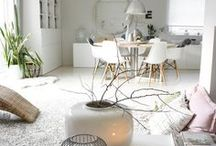 Zuhause - Einrichtungen & Dekoration / All home, decor, interior inspirations.