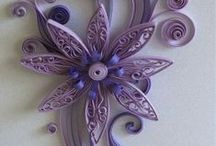 Quilling - Paper & Twine art
