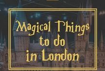 Inspirationen - Harry Potter & Hogwarts / It's all about Hogwarts!  Hogwarts, Harry Potter, Zauber & vieles mehr.