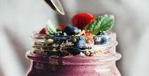 Healthy Food + Drink