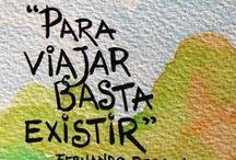Fernando Pessoa / Frases de Fernando Pessoa. Grande escritor português, Pessoa é um ícone da Literatura. Reunião com as melhores frases do autor. / by Mensagens com Amor