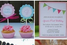 Free Party Printables / by Partystock