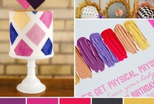 Colour Palettes / by Partystock