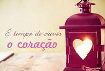 Coração / by Mensagens com Amor