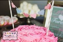 Beautiful Cakes / by Partystock
