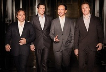The Tenors / Fraser Walters, Remigio Pereira, Clifton Murray, Victor Micallef - the most beautiful voices on the planet.  / by Theresia Whitfield