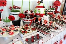 Ladybug Themed Birthday Party / by Partystock