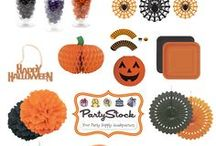 Halloween Party Ideas / Decorate your home or Halloween party with these fabulous and affordable decorations! / by Partystock