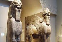 SUMER et La MESOPOTAMIE / Mythes, légendes et réalités de ces civilisations les plus anciennes de notre monde. / by Elisabeth Francoual