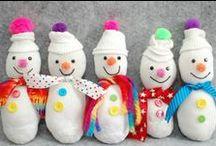 Winter- und Weihnachts-Deko