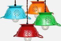 Lampen & Lichtobjekte